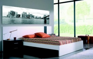 cabecero cama, metacrilato, impresión en metacrilato, fotografías de metacrilato, cabecero de metacrilato