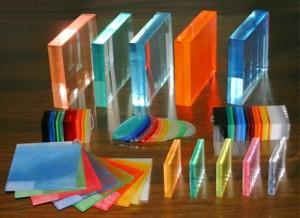 Grosores de metacrilato, metacrilato canto, metacrilato de colores, impresión digital