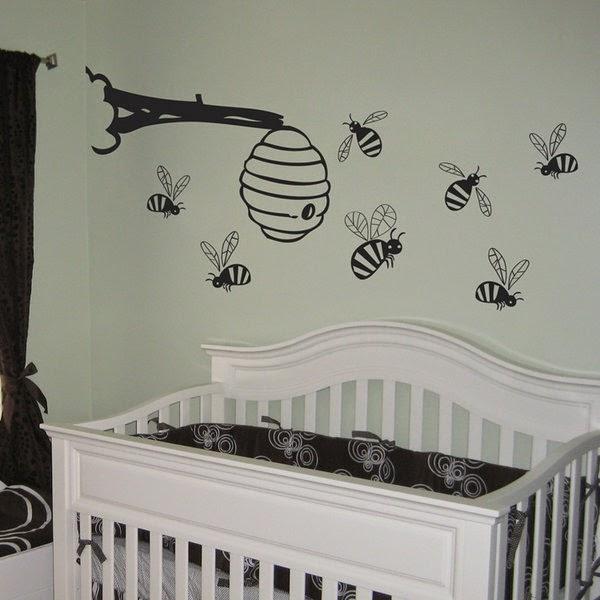 vinilos decorativos, habitaciones infantiles,murales infantiles,decoración,pegatinas,objetivo 3.0