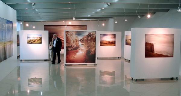organización exposición de fotografías